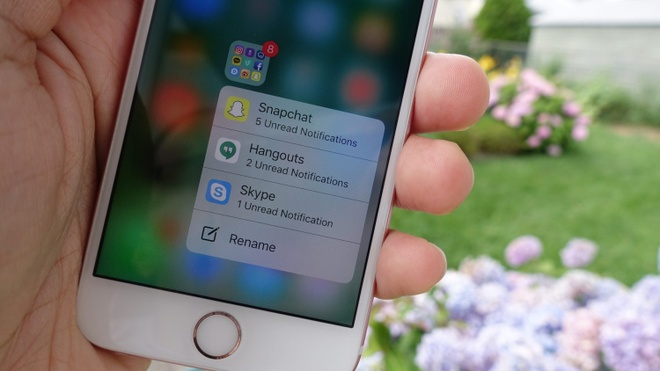 Apple phat hanh iOS 10 beta 4: Them nhieu tinh nang moi hinh anh
