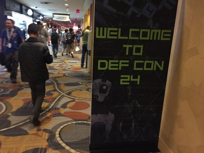 22.000 hacker xuat hien tai Las Vegas hinh anh 7