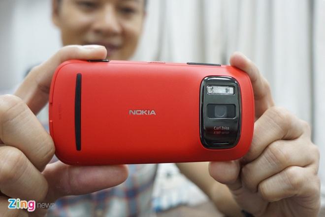 Bo suu tam dien thoai Nokia cua ca sy Duc Tuan anh 5