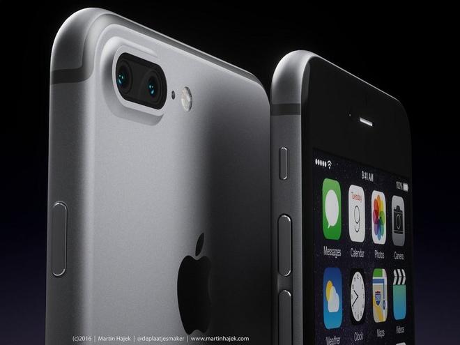 iPhone 7 co dang de trong doi? hinh anh