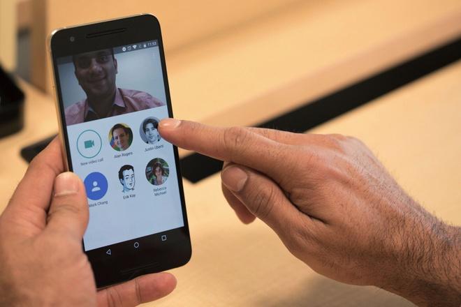 Google ra mat ung dung goi video canh tranh FaceTime hinh anh 1