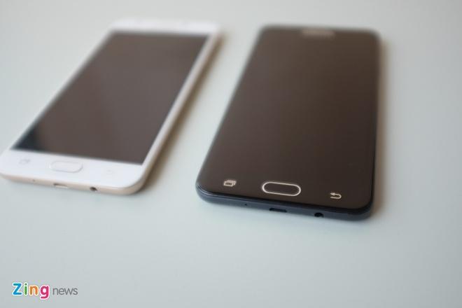 Samsung sap ban Galaxy J7 Prime chuyen selfie tai Viet Nam hinh anh 2