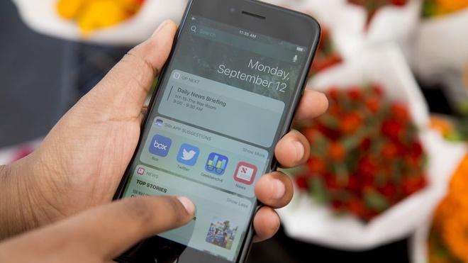 12 tinh nang an tren iOS 10 hinh anh