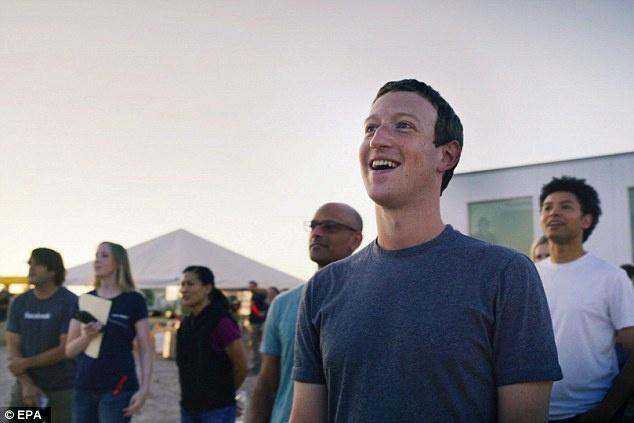 Hanh trinh tro thanh ty phu cua Mark Zuckerberg hinh anh