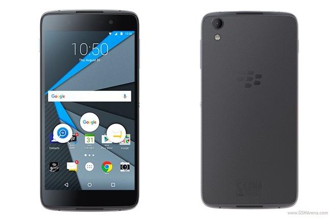 BlackBerry Argon co RAM 4 GB, cam bien van tay, USB Type-C hinh anh 1