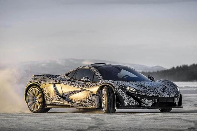 Lai sieu xe McLaren 3 ngay trong tuyet voi gia 15.000 USD hinh anh