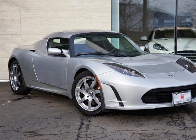 Tesla Roadster anh 1