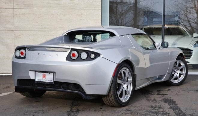 Tesla Roadster anh 4