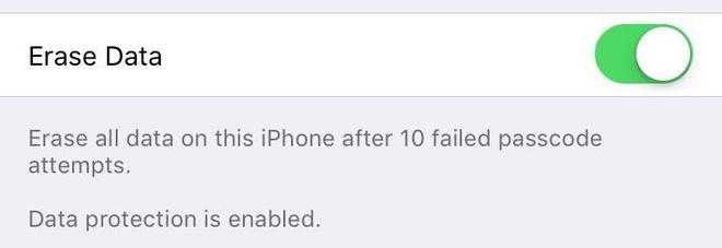 cac buoc tang cuong bao mat iPhone anh 8