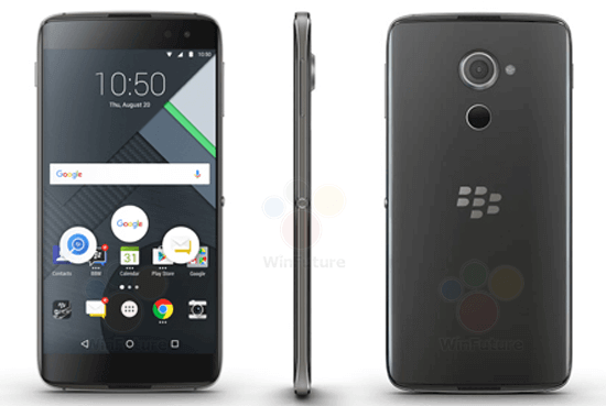 BlackBerry DTEK60 ra mat: RAM 4 GB, gia 499 USD hinh anh 1