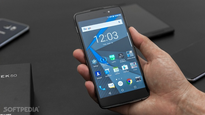 BlackBerry DTEK60 ra mat: RAM 4 GB, gia 499 USD hinh anh 3