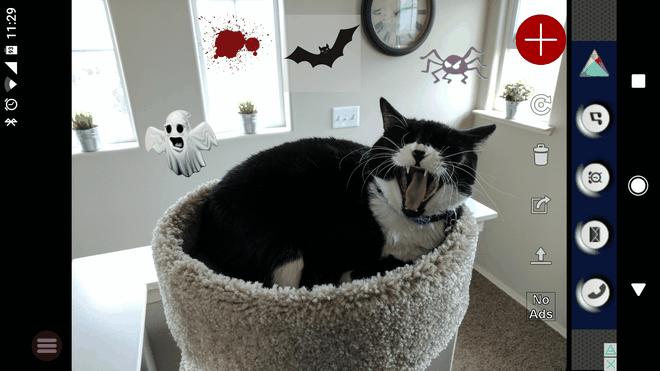 5 ung dung di dong vui nhon cho Halloween hinh anh 2