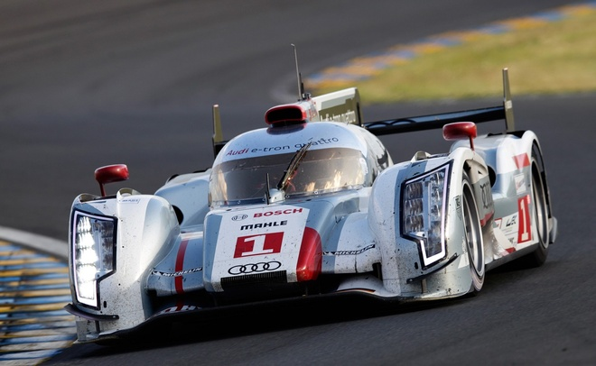 Audi tam biet giai dua Le Mans: Phuc hoi danh tieng hinh anh