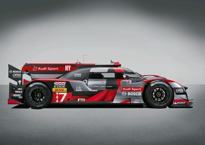 Audi tam biet giai dua Le Mans: Phuc hoi danh tieng hinh anh 2