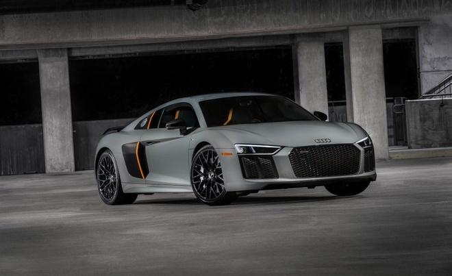 Audi R8 V10 Plus 2017 ban doc sap ra mat hinh anh 1