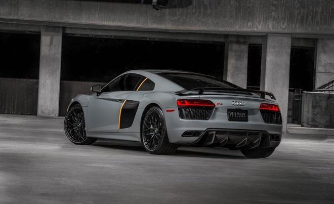 Audi R8 V10 Plus 2017 ban doc sap ra mat hinh anh 3