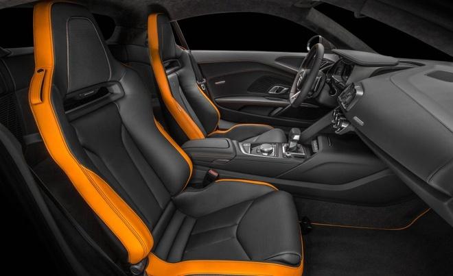 Audi R8 V10 Plus 2017 ban doc sap ra mat hinh anh 8
