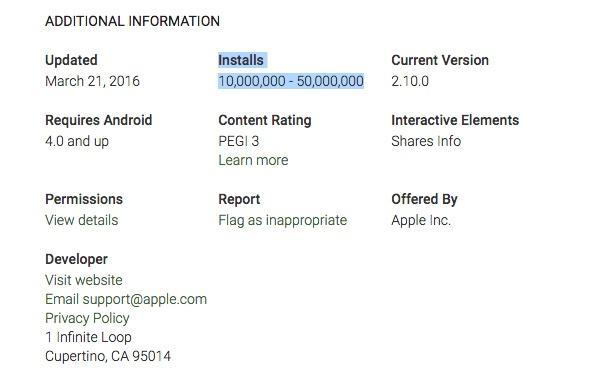 It nhat 10 trieu nguoi da bo Android de mua iPhone hinh anh 1