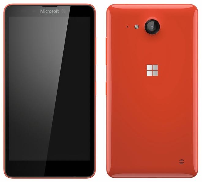 Lo anh Lumia 750 chua tung duoc biet den hinh anh 1