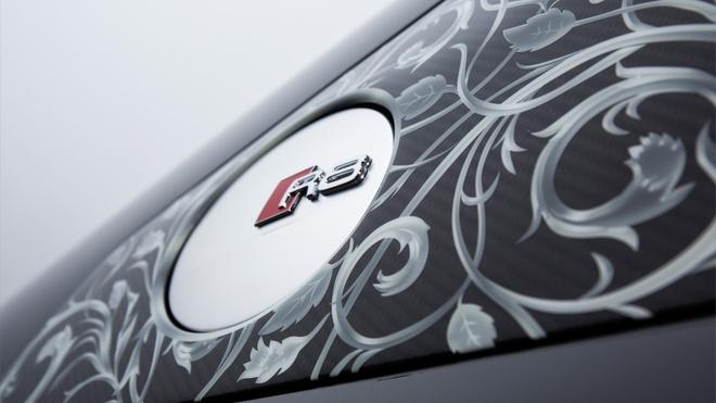 Audi R8 2017 phien ban Final Fantasy XV anh 4