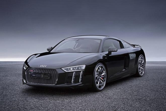 Audi R8 2017 phien ban Final Fantasy XV anh 8