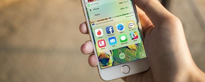 Cach tat goi y ung dung cua Siri tren iPhone hinh anh