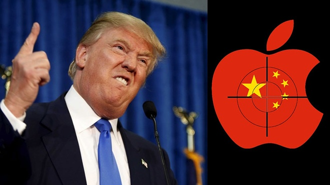 Chien tranh kinh te cua Trump se giet chet iPhone hinh anh