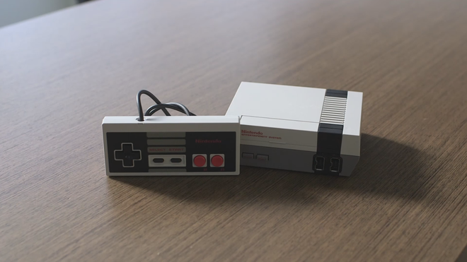 Anh NES Classic anh 7