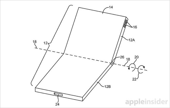 iPhone 8 co the co dang gap, dinh vao quan ao hinh anh 1