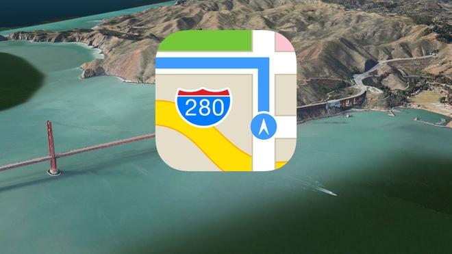 Apple muon dung drone de lat do Google Maps hinh anh 1