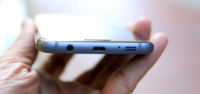 Samsung se loai bo giac cam tai nghe tren Galaxy S8 hinh anh 1
