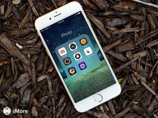 9 ung dung camera tot nhat tren iOS nam 2016 hinh anh