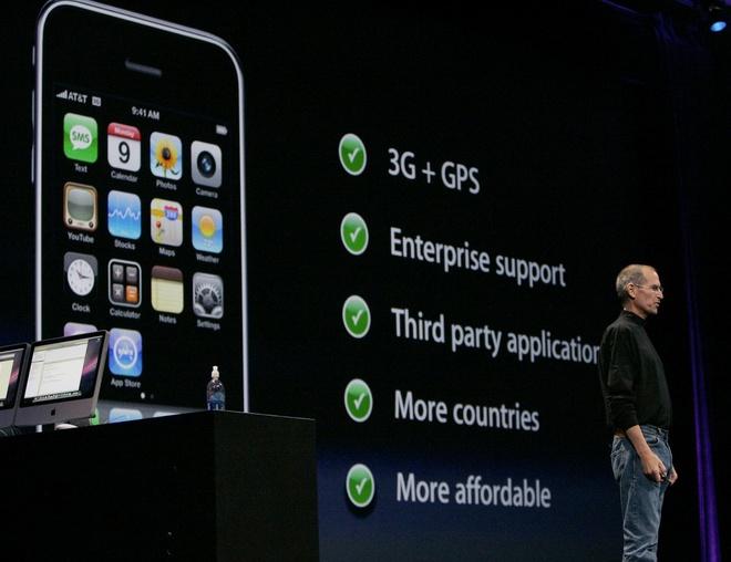 Hanh trinh hoi sinh Apple cua Steve Jobs hinh anh