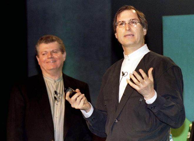 Hanh trinh hoi sinh Apple cua Steve Jobs hinh anh 1