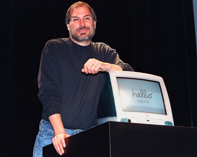 Hanh trinh hoi sinh Apple cua Steve Jobs hinh anh 6
