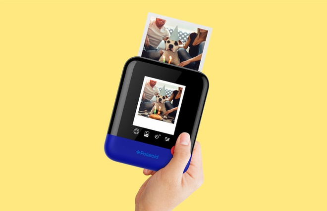 May anh 'lay lien' Polaroid Pop ra mat tai CES 2017 hinh anh 1