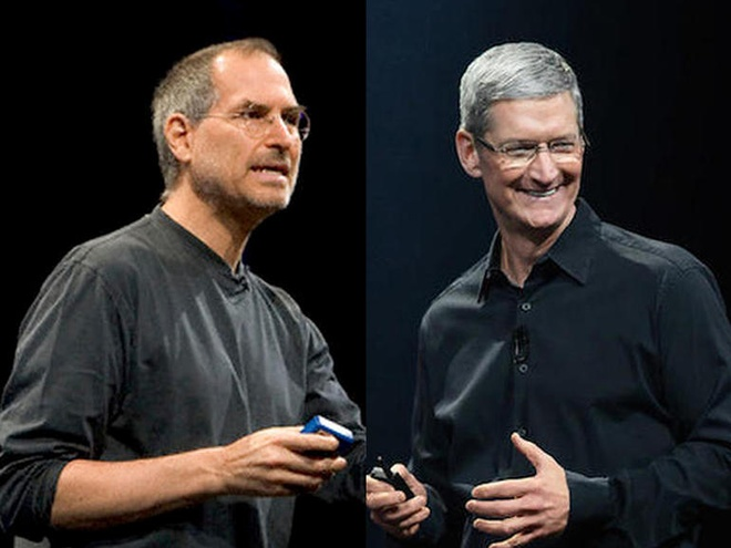 10 nam iPhone: Tu Steve Jobs toi Tim Cook hinh anh 1