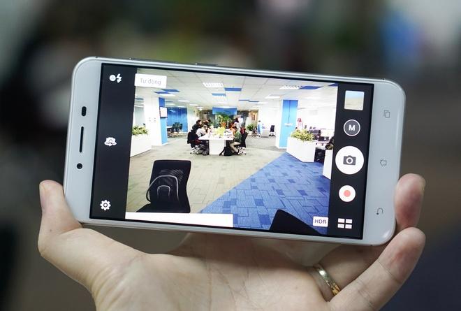 Danh gia Zenfone 3 Max 5.5: Pin trau, camera chat luong hinh anh 3