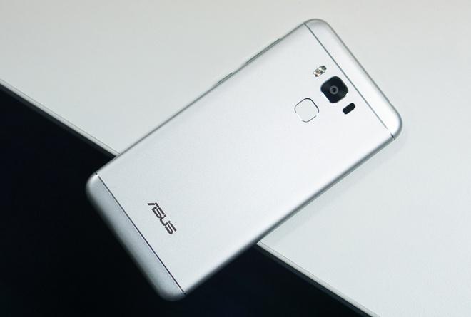 Danh gia Zenfone 3 Max 5.5: Pin trau, camera chat luong hinh anh 4