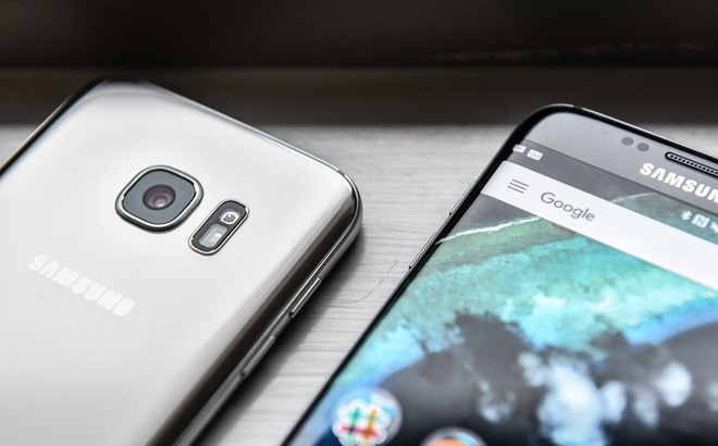 Android cua Google nhung thanh bai nam trong tay Samsung hinh anh