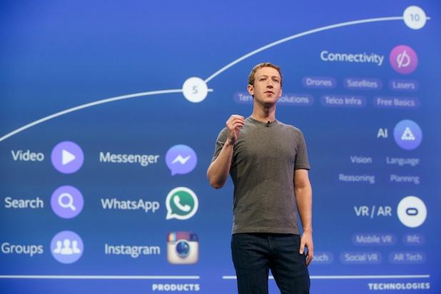 Facebook cua Mark Zuckerberg co doi chuyen xoa comment xau hinh anh 1