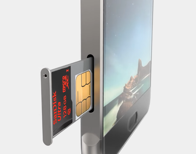 Ban mau Nokia P1 than kim loai, camera 22,6 MP hinh anh 3