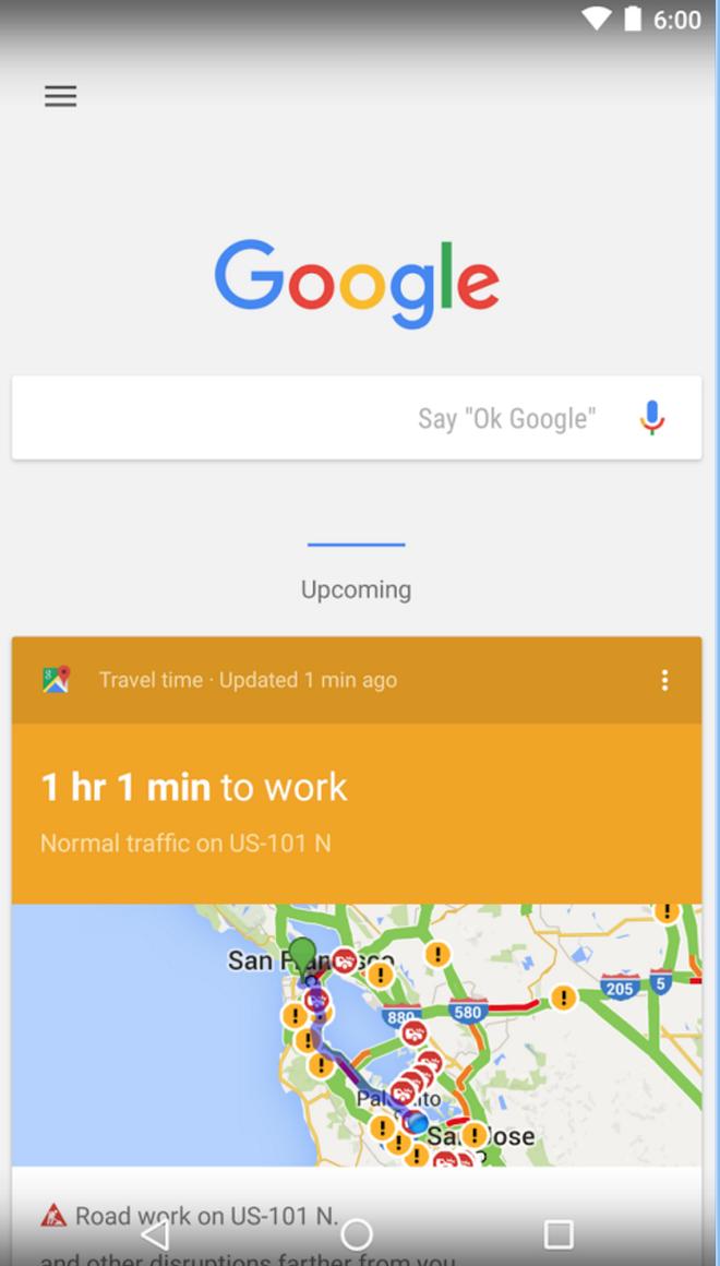 Google Now se ngung chay trong thang 3 hinh anh 1