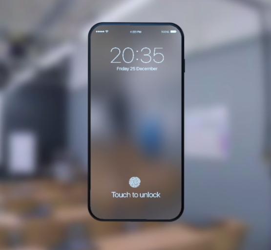 Y tuong iPhone trong suot danh bai moi thiet ke cua Apple hinh anh 1