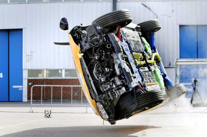 Euro NCAP - ke 'pha hoai' khien nhieu hang oto de chung hinh anh 1