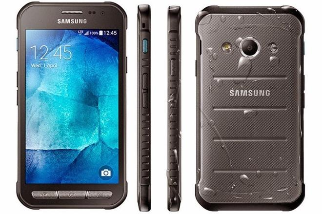 Samsung de lo smartphone sieu ben Galaxy Xcover 4 hinh anh 1