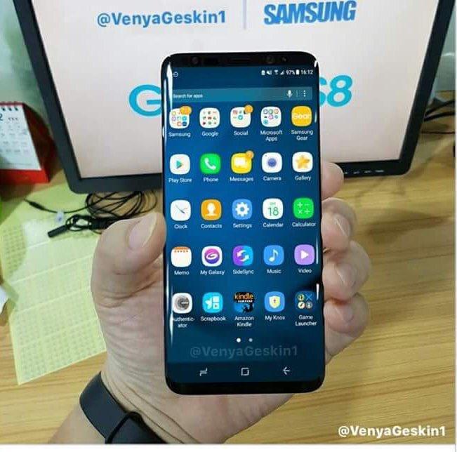 Thiet ke Galaxy S8 man hinh Infinity Dislay anh 4