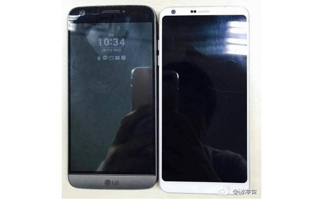 Xuat hien hinh anh LG G6 do dang cung G5 hinh anh 1