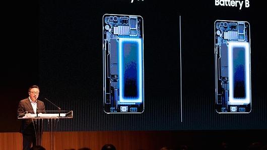 Samsung va bai toan giam thieu thiet hai tu Note 7 hinh anh 2