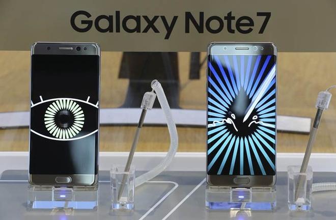 Samsung va bai toan giam thieu thiet hai tu Note 7 hinh anh 3